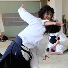 Aikido Trainingszeiten Kreuzberg