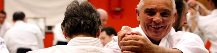 Aikido seminar mit P. Benezi