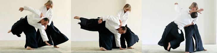 Philosophie und Geschichte des Aikido