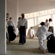 Impression Aikido Training